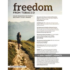 Smoking Cessation Online Resource List