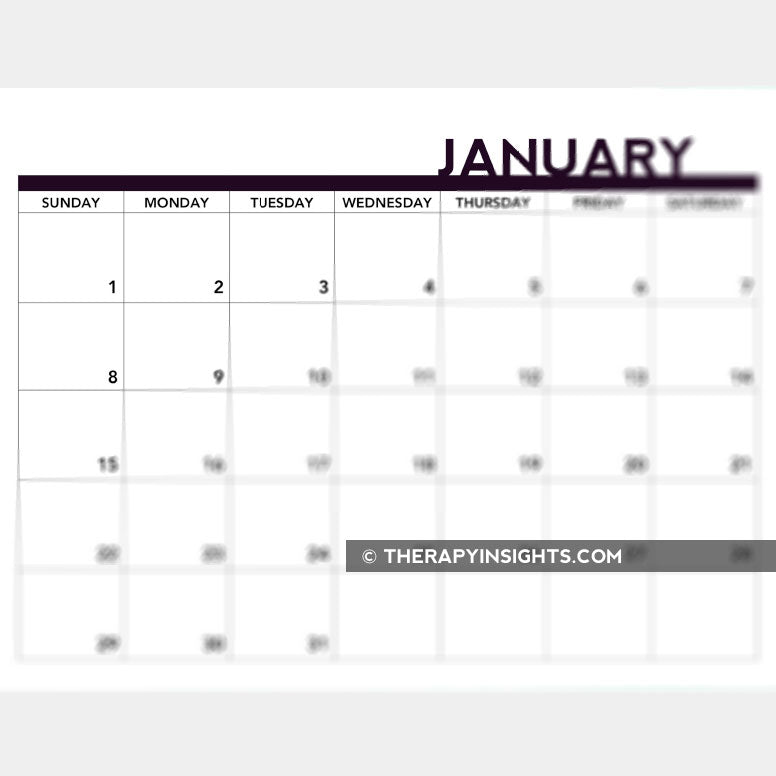 Load image into Gallery viewer, Organizing a Calendar