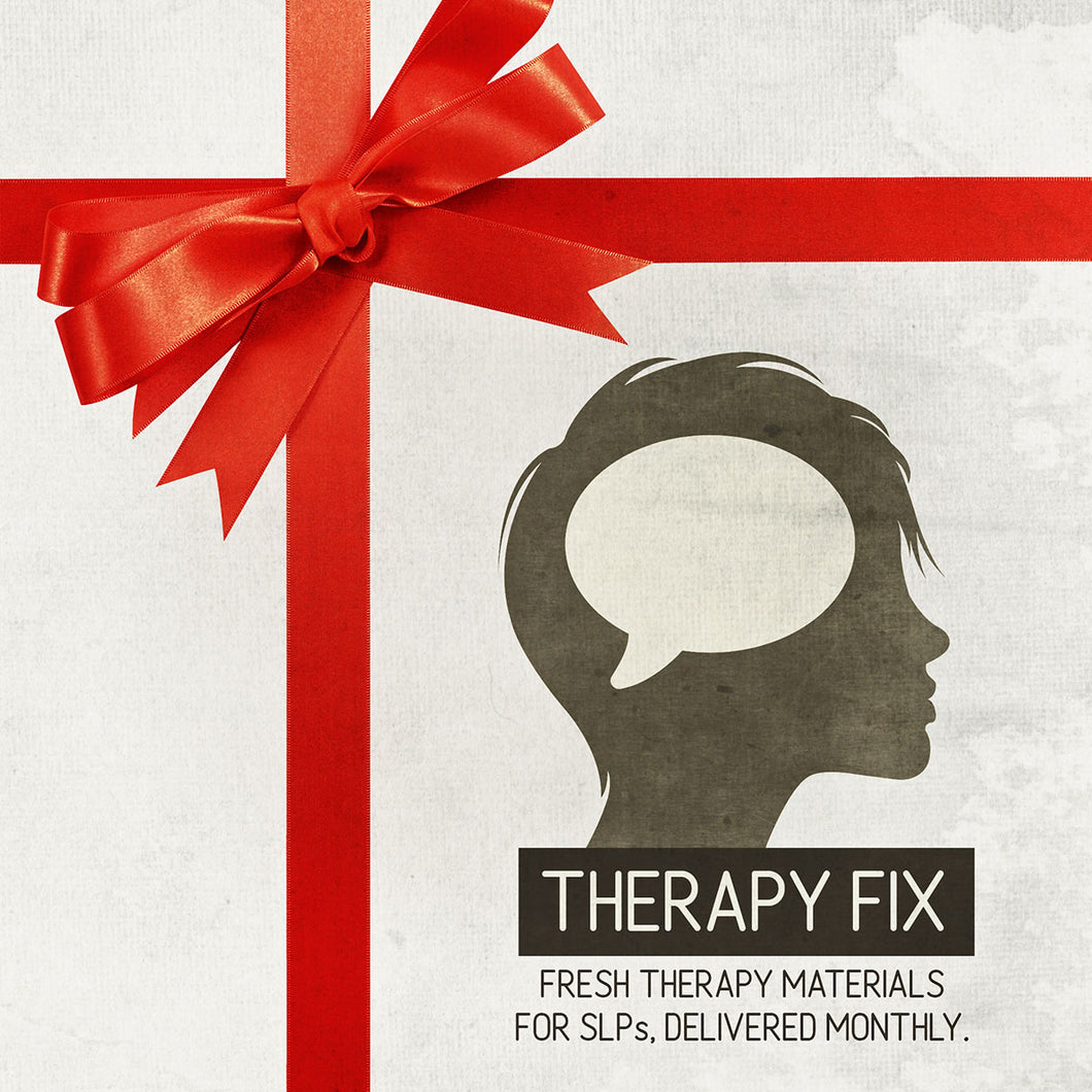 Therapy Fix - Gift Subscription