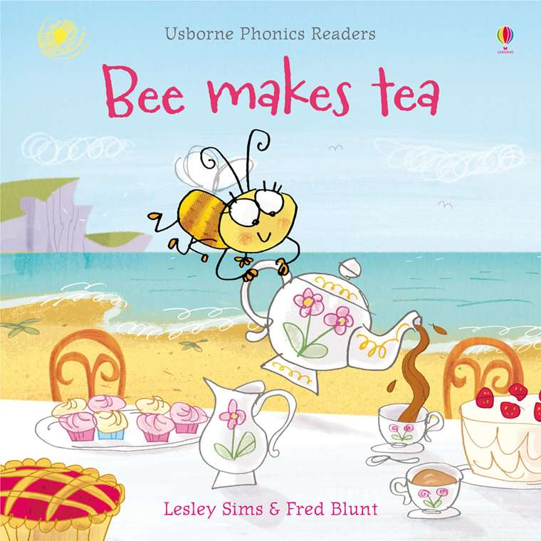 Book + Activities Pack: Bee Makes Tea