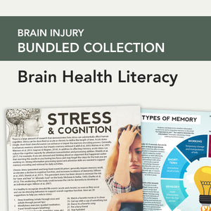 Load image into Gallery viewer, Med SLP Bundle: Brain Health Literacy