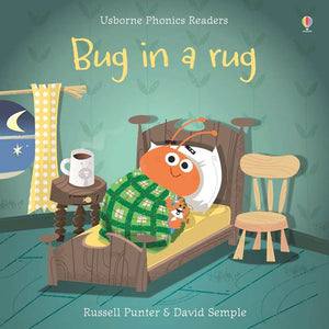 Literacy Pack: Bug in a Rug