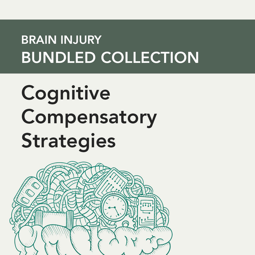 Med SLP Bundle: Cognitive-Linguistic Compensatory Strategies