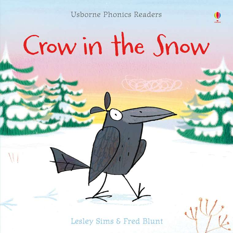 December 2018 Literacy Pack: Crow in the Snow