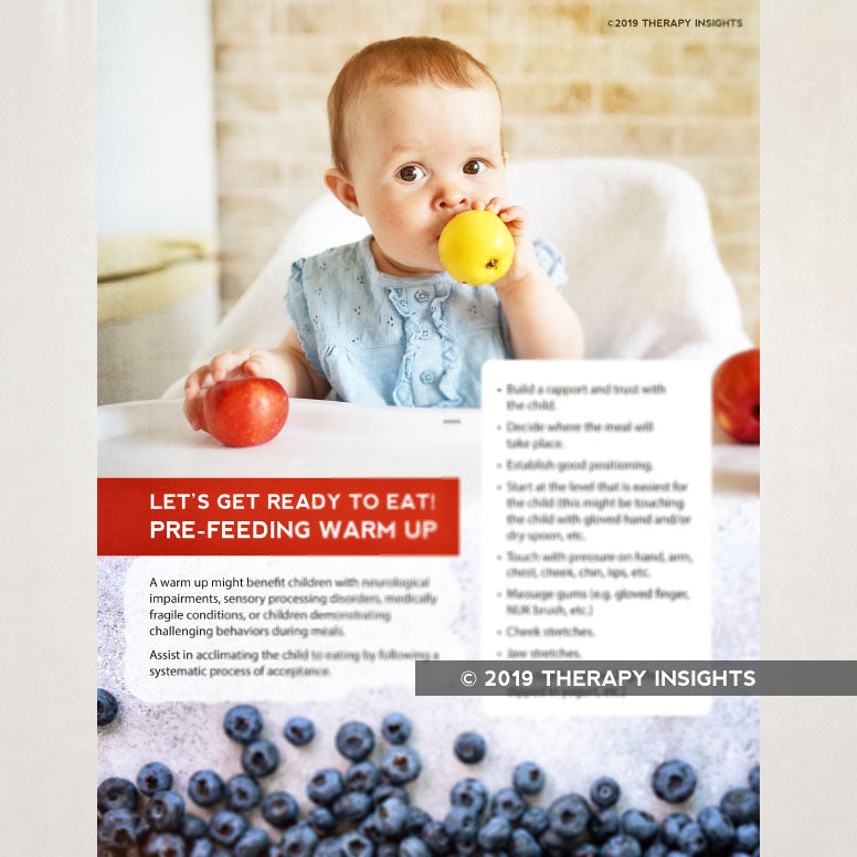 Pediatric SLP Bundle: Feeding Interventions