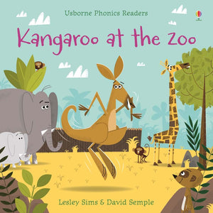 Literacy Pack: Kangaroo at the Zoo