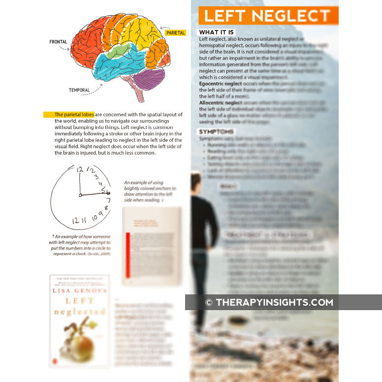 Handout: Left Neglect