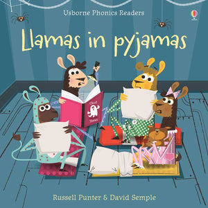 Book + Activities Pack: Llamas in Pajamas