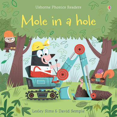 Literacy Pack: Mole in a Hole
