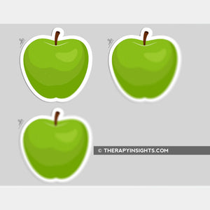 Load image into Gallery viewer, Autumn Apples- Color and Counting Activity