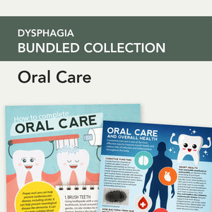 Med SLP Bundle: Oral Care