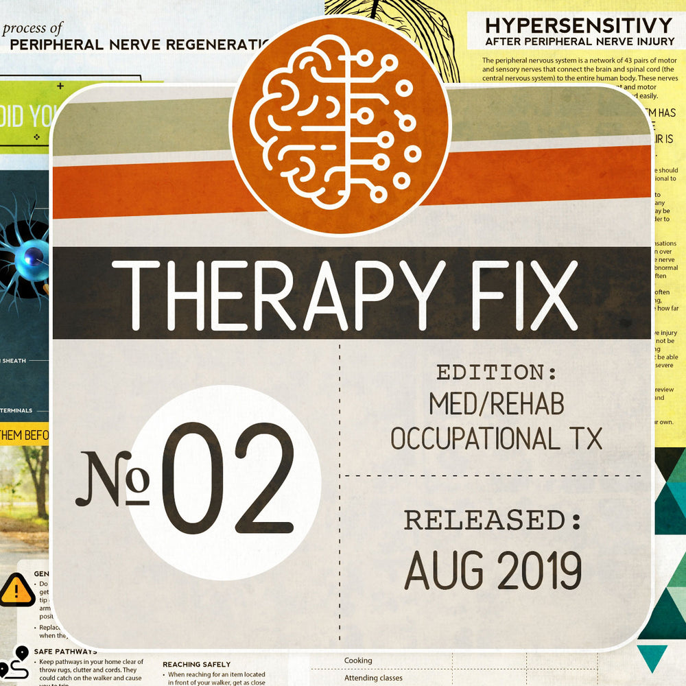 Occupational Therapy Fix No. 2 (Released Aug 2019)