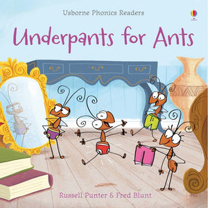 Literacy Pack: Underpants for Ants