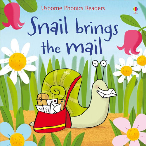 Literacy Pack: Snail Brings the Mail