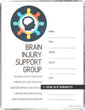 Bundle: Brain Injury Handouts