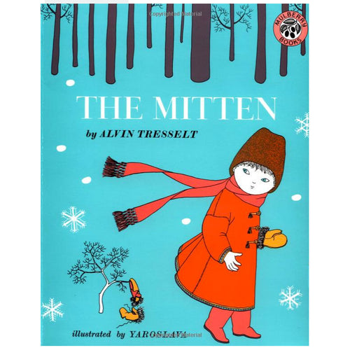 The Mitten Book + Activities Pack