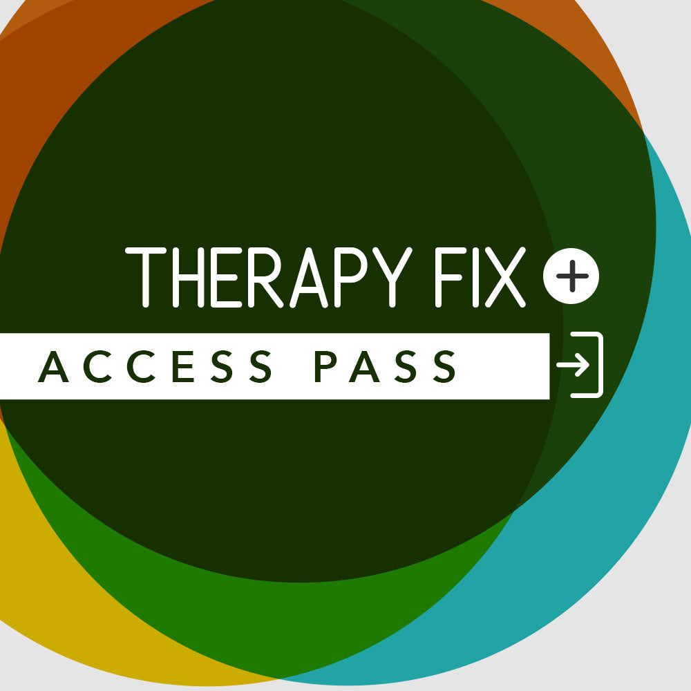 Therapy Fix + Access Pass Combo Pack (Annual)