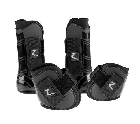 Horze Advanced ProTec Boot Set