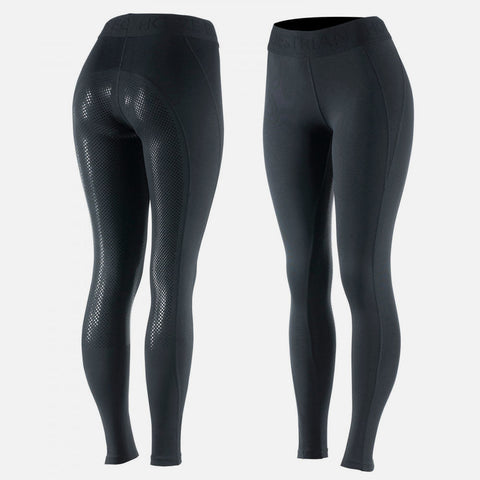 Horze Women's Madison Full Seat Tights - Silicone
