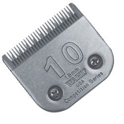 WAHL DETACHABLE CLIPPER BLADE #10