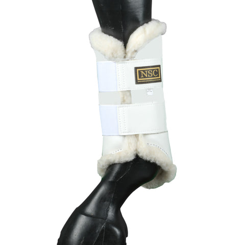 NSC Fleece Lined Sport Boot  White