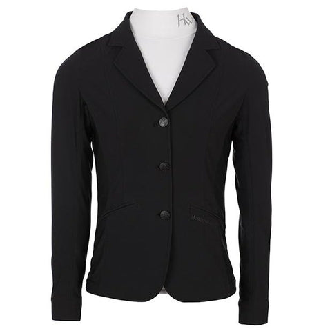 Horseware Air Mk2 Ladies Competition Jacket Black- 4 way stretch-