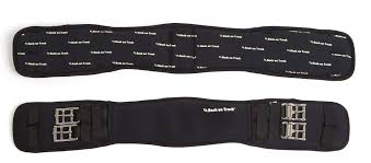 Back on Track Dressage Girth- Black