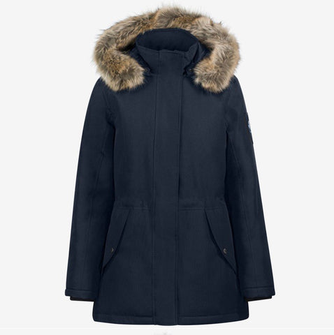 B Vertigo Estella Women's Long Coat