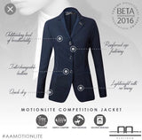 Horseware AA Ladies Motion Lite Jacket- 4 colors to choose from