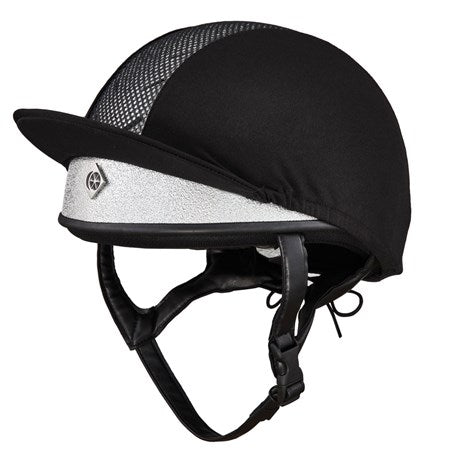 Charles Owen Pro II Plus Helmet- Removable Liner