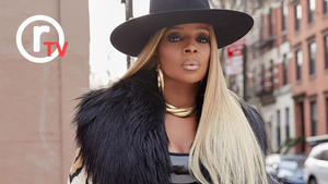 "Mary J. Blige Is Through With Being Called ""Auntie"""