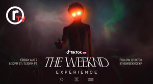 The Weeknd Teams Up With TikTok For VP Experience