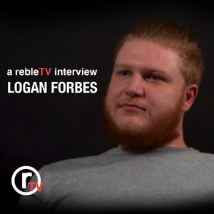 UntitledExport - a rebleTV interview with Logan Forbes