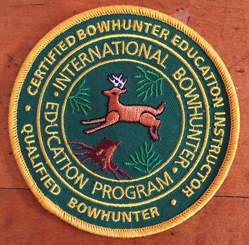 Patch, Instructor, 4