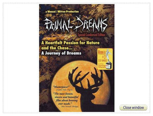 """Primal Dreams"", Special Edition DVD"