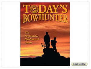 """Today's Bowhunter"" IBEP Student Manual"