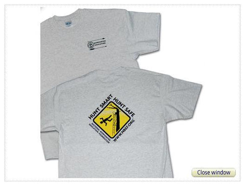 Grey Hunt Smart - Hunt Safe T-shirt