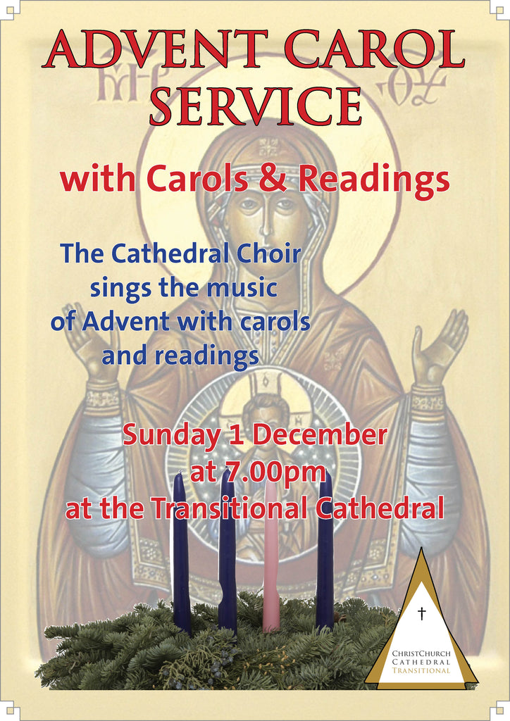 Advent Sunday - 1 December