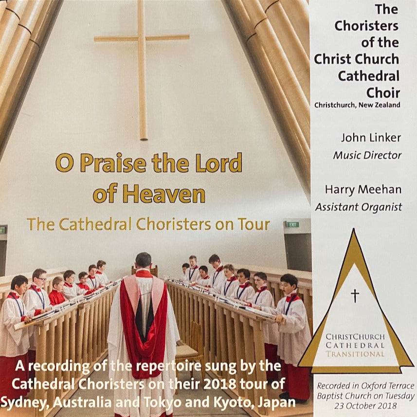 CD - The Cathedral Choristers