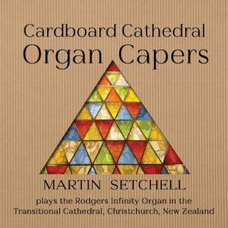 CD - Cardboard Cathedral Organ Capers