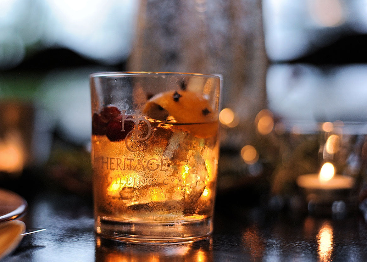 Holly Jolly Amaretto Bourbon