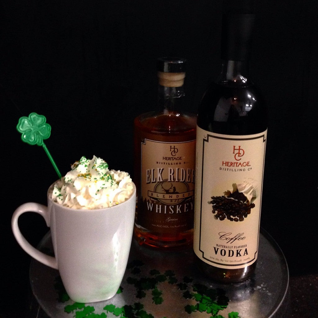 Keep it Simple Cocktail Series: HDC Irish Coffee