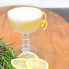 Rosemary Maple Whiskey Sour