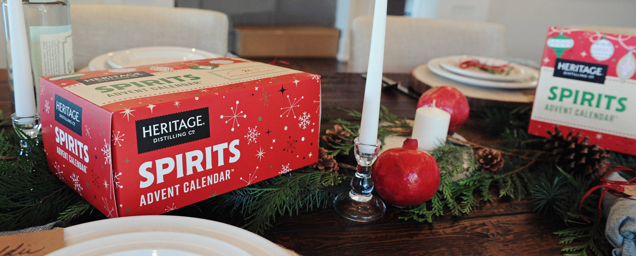 Things To Do With A Spirits Advent Calendar Heritage Distilling