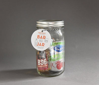 BSB Cider Bar in a Jar