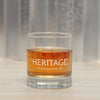Heritage Rocks Glass