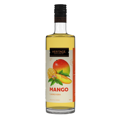 Mango Flavored Vodka