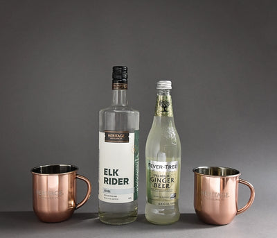Moscow Mule Cocktail Kit