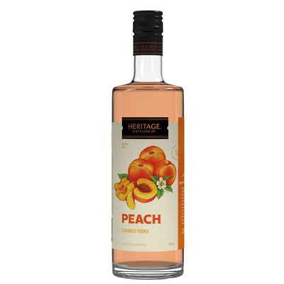 Peach Flavored Vodka
