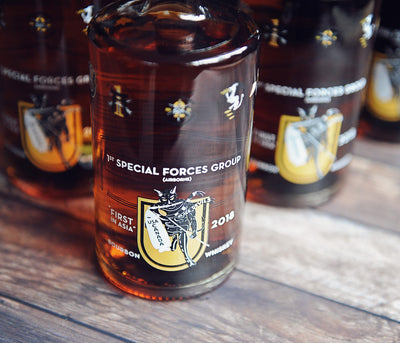 Special Forces Bourbon 2018 Edition